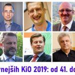 50 najvplivnejših KiO 2019: od 41. do 50. mesta