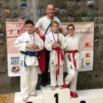 Karateisti odlični v Velenju
