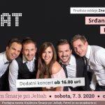 """Ansambel Unikat pripravlja """"Unikatni večer"""" v Šmarju – ponujamo cenejše vstopnice"""