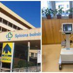 V šmarskem Domu okuženih že več kot petina stanovalcev, Bolnišnica Celje dobila 20 respiratorjev
