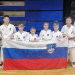 Kar pol ducata karateistov KKKO v otroški reprezentanci