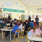 Četrti turnir Kozjanske kadetske lige v šahu gostilo Šmarje