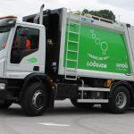 Simbio nadaljuje z zbiranjem odpadkov od vrat do vrat