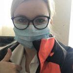 """Dr. Tanja Šeligo Drame, zdravnica ZD Šmarje: """"Kako smo bili uspešni, bomo videli v prihodnjih tednih."""""""
