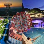 Število turistov v Podčetrtku in Rogaški Slatini marca drastično upadlo