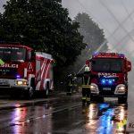 Šmarski gasilci pozdravili novo gasilsko vozilo/cisterno (foto, video)