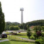 Od dveh pobud za referendum o gradnji razglednega stolpa v R. Slatini, sprejeta pogojno ena. Pa še ta najprej na Upravno sodišče