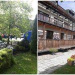 Obvestila o obisku svojcev v domovih ostarelih v Šmarju, Rogaški in Šentjurju. Oskrbovancem zaigrali godbeniki (video)