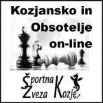 5. spletni turnir v šahu Kozjansko 2021