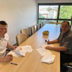 Podpisana pogodba za dokončanje prizidka in rekonstrukcijo kuhinje v OŠ Šmarje