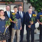 Praznik Občine Bistrica ob Sotli: novi prostori knjižnice in štirje nagrajenci (foto)
