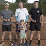 Blaž Hartl ponovno zmagovalec občinskega prvenstva Občine Kozje v tenisu