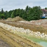Kako poteka gradnja oskrbovanih stanovanj v Šmarju (foto)