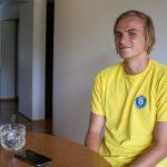 Intervju: Lan Štravs, mladi državni prvak v nogometu iz Šmarja pri Jelšah