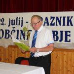 Občina Dobje podelila letošnja priznanja najzaslužnejšim (foto)