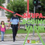Varno v prometu na prvi šolski dan