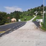 V Šmarju končani še trije poletni projekti, v obnovi tudi pokopališče Kristan Vrh (foto)
