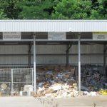 Zaprt zbirni center za ločene odpadke v Bistrici ob Sotli