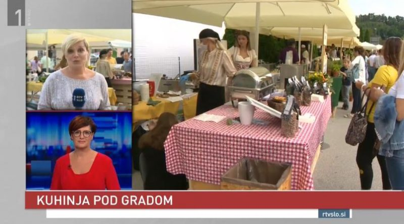 Lovrenčevo dogajanje v Podčetrtku pritegnilo pozornost tudi nacionalne RTV (video)