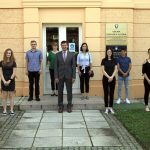 Sprejem najboljših dijakov Šolskega centra Rogaška Slatina