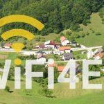 V Dobju namestili 5 zunanjih in 8 notranjih točk brezplačnega interneta WiFi4EU