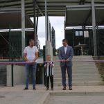 V Rogaški Slatini namenu predali nov športni objekt z garderobami in tribuno