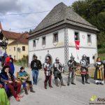 Lemberg že tretjič v novi dobi gostil srednjeveški dan (foto, video)
