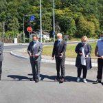 Minister za infrastrukturo obiskal občine Šentjur, Rogatec in Šmarje pri Jelšah