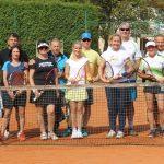 13. turnir družinskih mešanih dvojic TK Kozje