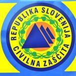 Občine na Kozjanskem in Obsoteljskem aktivirale štabe civilne zaščite