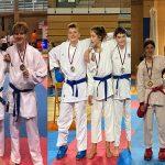 Karateisti uspešni na ekipnem državnem prvenstvu