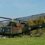 Helikoptersko posredovanje pri Podsredi (foto, video)
