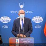 Novi ukrepi za našo regijo: omejitev gibanja med regijami, maske obvezne tudi zunaj, pouk na daljavo …