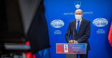 Predsednik vlade v nagovoru državljanov: prikličimo si pred oči državljane, ki so resno zboleli in spoštujmo ukrepe