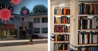 Kaj se dogaja s knjižnicami ter gledališči v času koronavirusne krize?