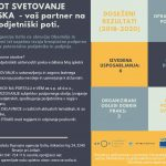 SPOT svetovanje Savinjska- vaš partner na  podjetniški poti