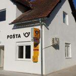 Pošta Podplat ponovno zaživela na stari lokaciji in v novi podobi