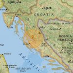 Zadar stresel potres, ki se ga je čutilo tudi na Kozjanskem