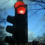 V torek občasno ne bo deloval semafor v križišču Šentjur – odcep Planina pri Sevnici