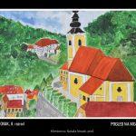 Učenci iz Rogatca, Donačke Gore in Dobovca ustvarili 83 del v sklopu likovno in literarnega natečaja Moja občina v samostojni Sloveniji (foto)