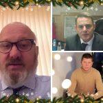 Božično-novoletna voščila županov 2020/2021: Občine Šmarje pri Jelšah, Šentjur in Bistrica ob Sotli (video)