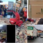 Potres pustil posledice tudi v občinah KiO. Iz naših krajev krenila pomoč v porušena mesta (foto, video)