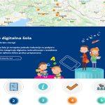 Osnovna šola Bistrica ob Sotli in Gimnazija Brežice sodelujeta v projektu Digitalna šola