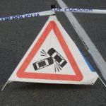 Poziv očividcem prometne nesreče v Celju