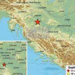 Nov močan potres na območju Petrinje. Tudi tokrat streslo naše kraje