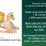 Občina Rogaška Slatina skupaj z RK Šmarje zbira donacije za odpravo posledic epidemije