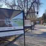 Bobrov center na dveh razstavah v Ljubljani