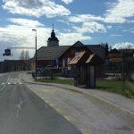 Cesta v Šentvidu pri Grobelnem interventno delno zaprta