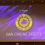 CZZŠ: Ob dnevu Civilne zaščite podelili priznanja najzaslužnejšim v letu 2021