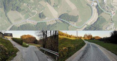 Kmalu začetek izvedbe ene večjih letošnjih investicij v cestno infrastrukturo v občini Šentjur